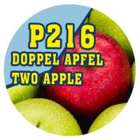 P216 - 10ml Aroma Pur Doppel Apfel/Two Apple