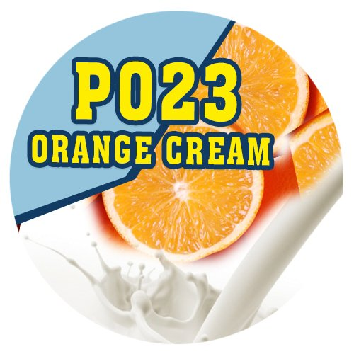 P023 - 10ml Aroma Pur Orange Cream