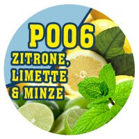P006 | 90ml Magic Liquid Zitrone, Limette & Minze