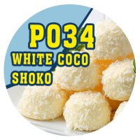P034 | 90ml Magic Liquid White Coco Shoko