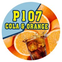 P107 - 10ml Aroma Pur Cola & Orange