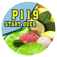 P119 - 10ml Aroma Pur Start Over