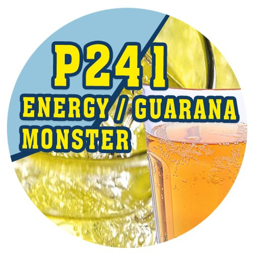 P241 - 10ml Aroma Pur Energy / Guarana / Monster