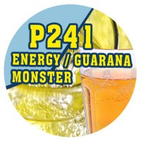 P241 | 10ml Aroma Pur Energy | Guarana | Monster