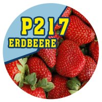 P217 - 90ml Magic Liquid Erdbeere