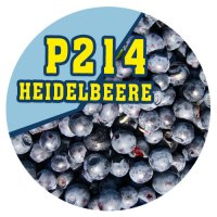 P214 - 90ml Magic Liquid Heidelbeere
