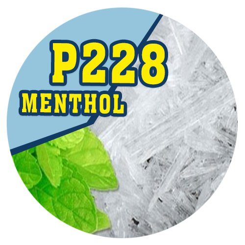 P228 - 90ml Magic Liquid Menthol