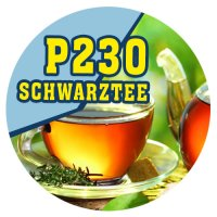 P230 - 90ml Magic Liquid Schwarztee