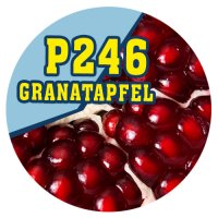 P246 - 90ml Magic Liquid Granatapfel