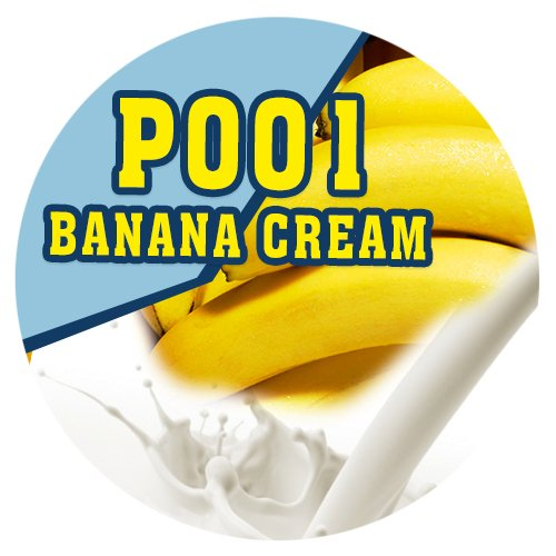 P001 - 90ml Magic Liquid Banana Cream