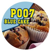 P007 | 90ml Magic Liquid Blue Cake