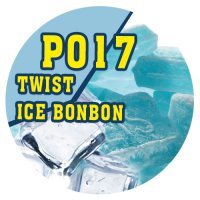 P017 - 90ml Magic Liquid Twist Ice Bonbon