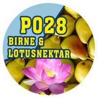 P028 - 90ml Magic Liquid Birne & Lotusnektar