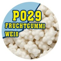 P029 - 90ml Magic Liquid Fruchtgummi Weiß