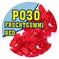 P030 - 90ml Magic Liquid Fruchtgummi Red