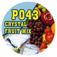 P043 - 90ml Magic Liquid Crystal Fruit Mix