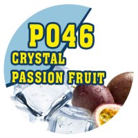 P046 - 90ml Magic Liquid Crystal Passion Fruit