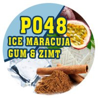 P048 - 90ml Magic Liquid Maracuja, Gum & Zimt