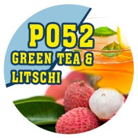 P052 - 90ml Magic Liquid Green Tea & Litschi