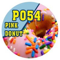 P054 - 90ml Magic Liquid Pink Donut