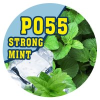 P055 - 90ml Magic Liquid Strong Mint