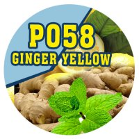 P058 - 90ml Magic Liquid Ginger Yellow