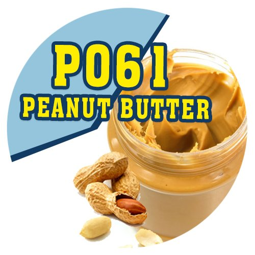 P061 - 90ml Magic Liquid Peanut Butter