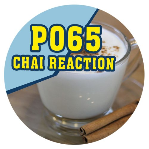 P065 | 90ml Magic Liquid Chai Reaction