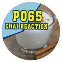 P065 - 90ml Magic Liquid Chai Reaction