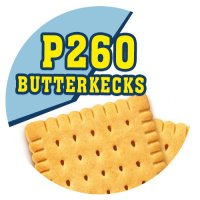 P260 - 90ml Magic Liquid Butterkeks