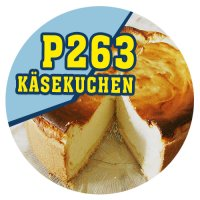 P263 - 90ml Magic Liquid Käsekuchen