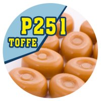 P251 - 90ml Magic Liquid Toffe