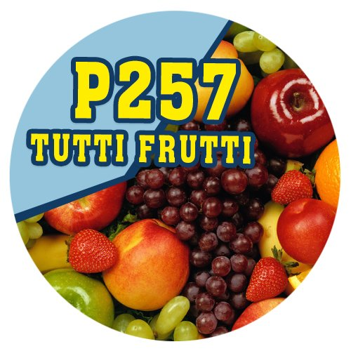 P257 - 90ml Magic Liquid Tutti Frutti