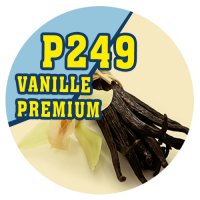 P249 - 90ml Magic Liquid Vanille Premium