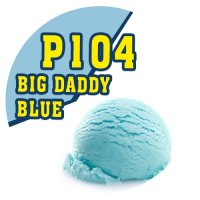 P104 - 90ml Magic Liquid Big Daddy Blue