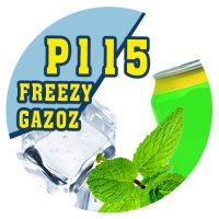 P115 - 90ml Magic Liquid Freezy Gazoz