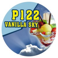 P122 - 90ml Magic Liquid Vanilla Sky