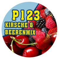 P123 | 90ml Magic Liquid Kirsche & Beerenmix