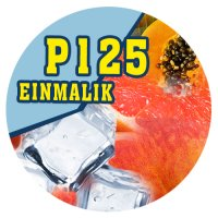 P125 - 90ml Magic Liquid EinMalik