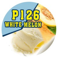 P126 - 90ml Magic Liquid White Melon
