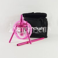 Smokah to Go SET Alu Shisha - Pink - 24cm