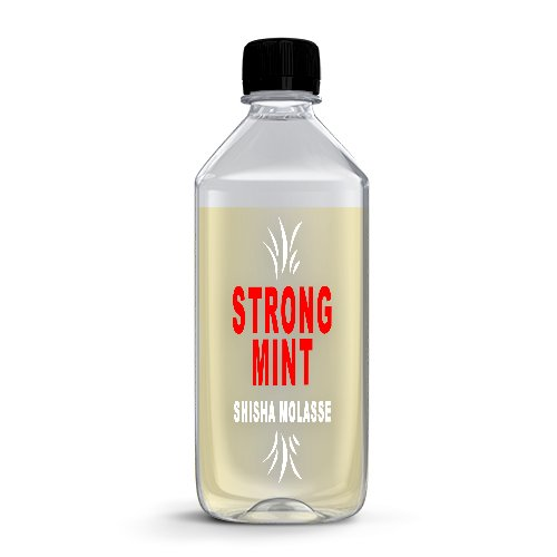 P055 - 325ml Molasse - Strong Mint