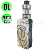 Aspire Puxos Kit TC 220W - White - 13x4cm