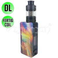 Aspire Puxos Kit TC 220W - Multicolor - 13x4cm