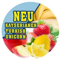 P923 - 90ml Magic Liquid Kayserianer Turkish Unicorn