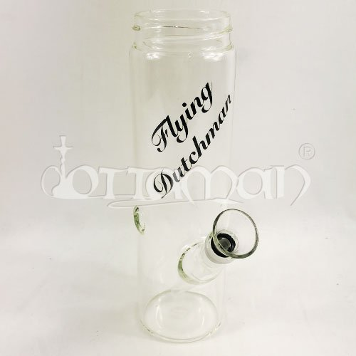 Flying Dutchman Bottle Bong - 22cm