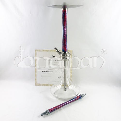 Wandy Hookah Universum Light Moon Light Shisha - 60cm