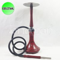 Maverick Hookah | Cracle Red Black