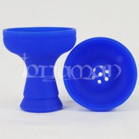 Silikon Power Bowl | Blau