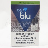 My.Blu | Pod | Intense Touch | Menthol | 18mg/ml